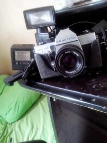 Câmera Profissional Analógica Praktica Mtl 5 B