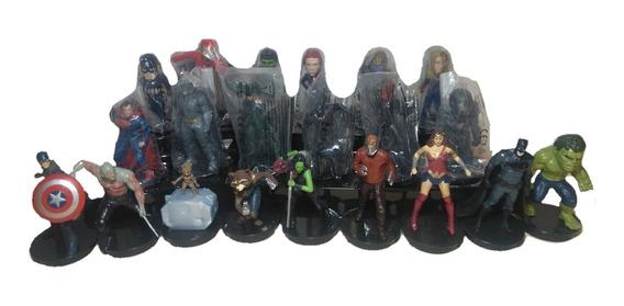 Figuras Avengers End Game Infinity War Cinemex Marvel