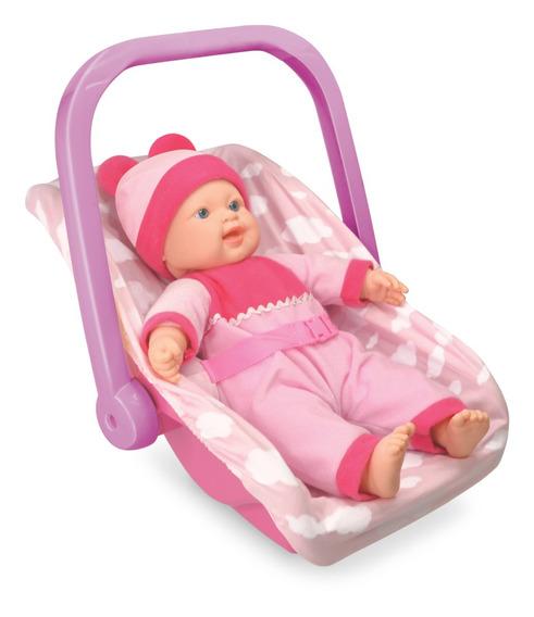Boneca Bebê Barato Bebe Conforto Apolo 32 Cm Boneca