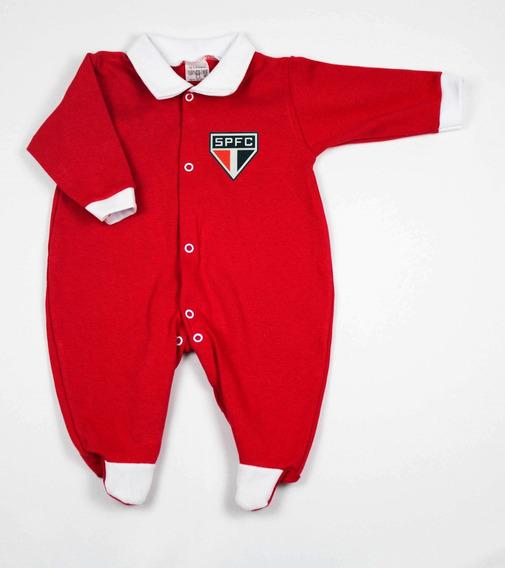 Tip Top São Paulo Tricolor Recém Nascido Bebê Pronta Entrega