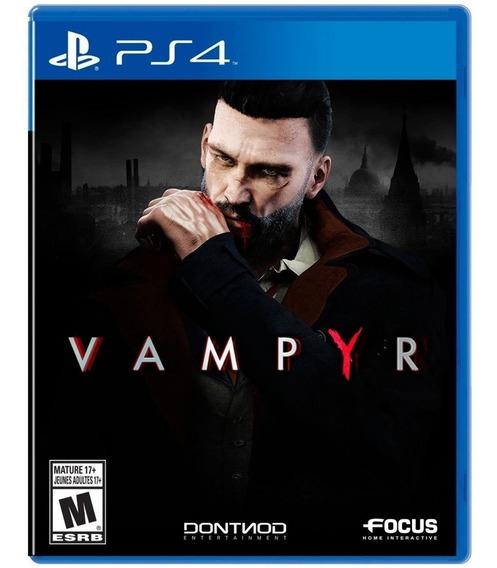 Vampyr - Ps4 Lacrado