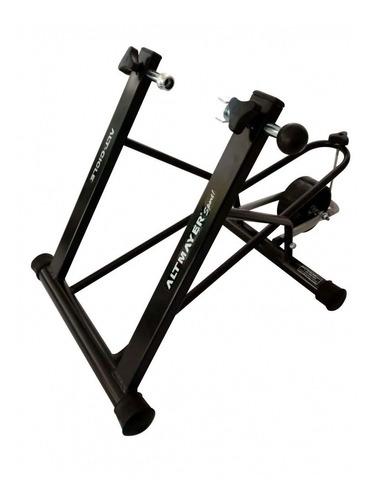 Imagem 1 de 7 de Alt Cicle Para Exercicios, Simulador P/ Bike, Rolo De Treino