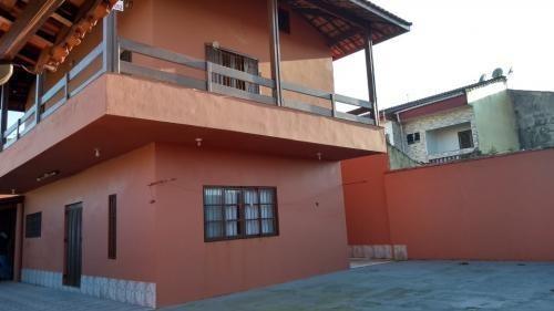 Sobrado Localizado Jardim Suarão Em Itanhaém, Ref. C0022 L