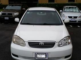 Toyota Corolla 2008 Bien Cuidado Y Con Llantas Nuevas