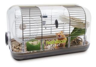 Casa Jaula Habitrail Retreat Hagen Para Hamsters Gerbos Y Pequeños Animales Envios A Todo El Pais