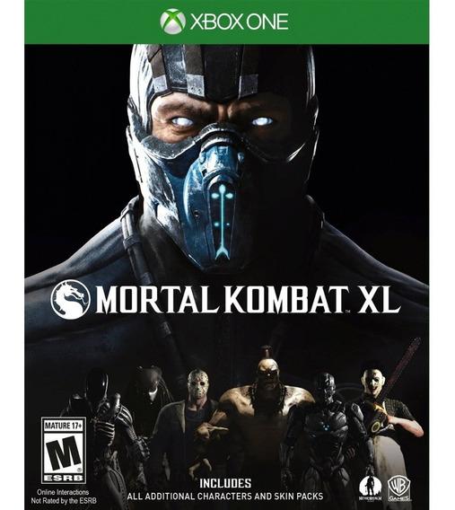 Mortal Kombat Xl - Xbox One Lacrado