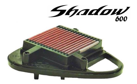 Filtro Ar Esportivo K&n Kn Ha-6088 Shadow 600 1998 A 2002