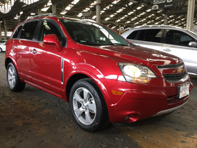 Chevrolet Captiva Lt 3.0l Aut Piel 2014 *ar