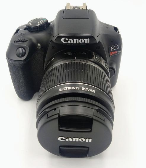 Câmera Canon Rebel T6 Kit Com 18-55m M Stm