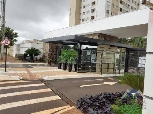 Apartamento Com 3 Dormitórios À Venda, 63 M² Por R$ 290.000,00 - Jardim Morumbi - Londrina/pr - Ap0819