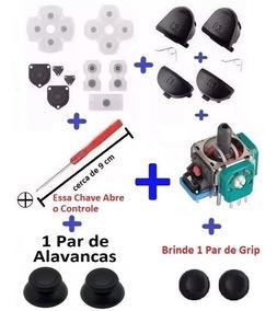 Ps4 - Peças Para Reparo Controle Ps4 + Frete R$ 16,00