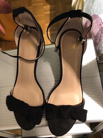 Zapatos De Fiesta Negro