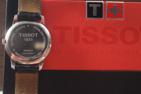 Relógio Suíço De Luxo Tissot Classic Dream 100% Original