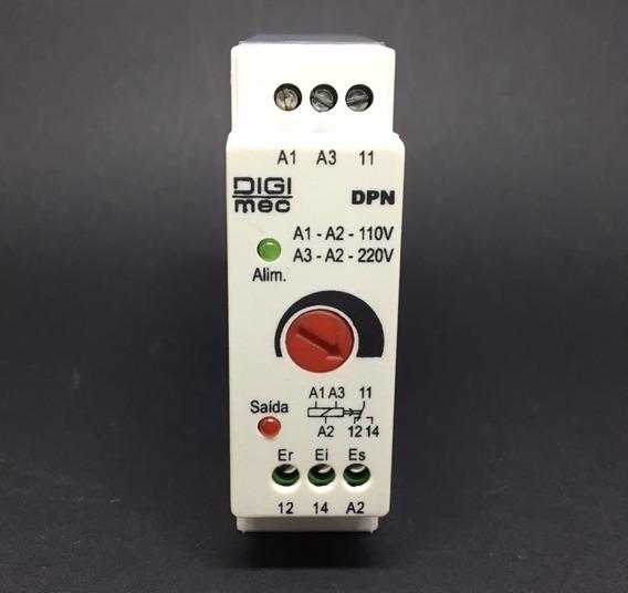 Rele De Nível Inferior Dpn-1 110-220v + 3 Eletrodos Digimec