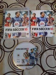 Fifa 10 Original Para Playstation 3