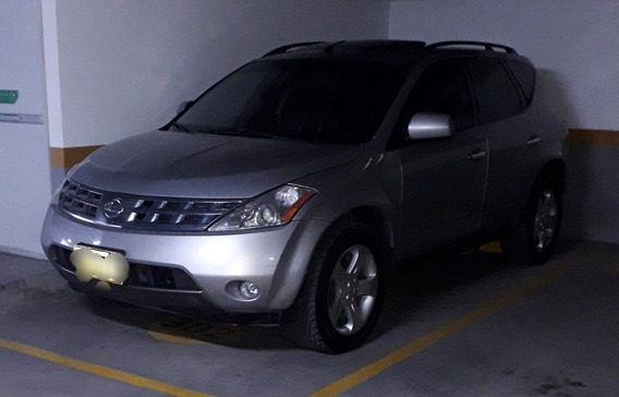 Nissan Murano Blindaje Nivel Ii