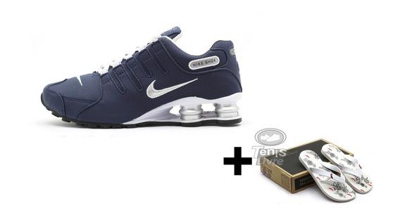 Tênis Nike Shhox Nz Neymar Foto Original