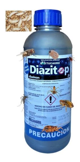 Diazitop Insecticida P/ Moscas,cucarachas,pulgas,garrapatas