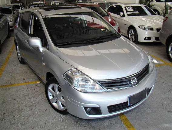 Nissan Tiida Sl 1.8 (flex) (aut) Flex Automático