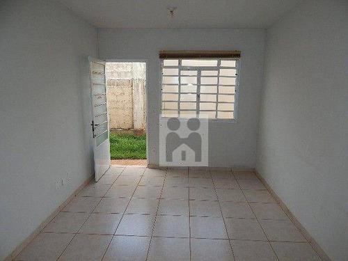 Imagem 1 de 15 de Casa Com 3 Dormitórios À Venda, 64 M² Por R$ 199.000 - Jardim Doutor Paulo Gomes Romeo - Ribeirão Preto/sp - Ca1082