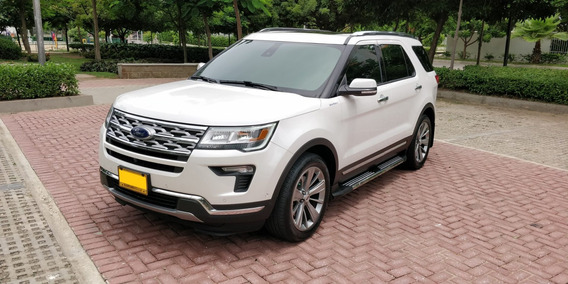 Ford Explorer 2018 Limited 4x4 Automática