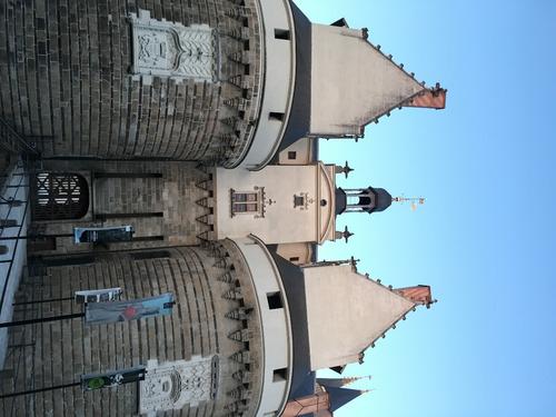 Cuadro 83-chateau Des Ducs De Breta 20x32 C/marco De Madera