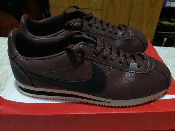 Zapatillas Nike Cortez Classic Leather T 44