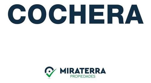 Cochera Rosario Centro