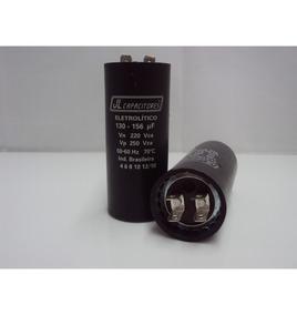 Capacitores Eletrolítico 130 - 156 Uf 110v