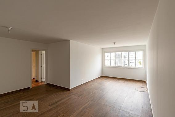 Apartamento Para Aluguel - Itaim Bibi, 3 Quartos, 140 - 893027076