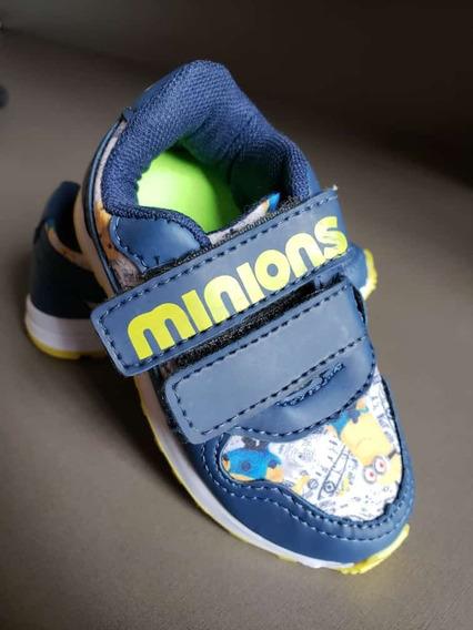 Tênis Infantil Masculino Minions