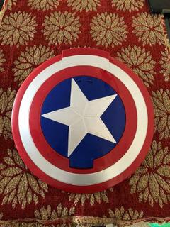 Escudo Del Capitán America