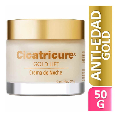 Cicatricure Crema De Noche Gold Lift X 50 G