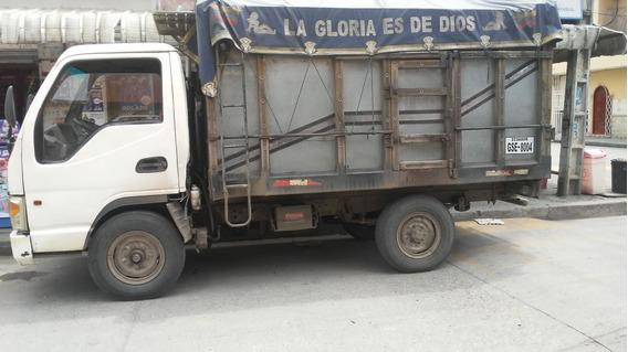 Camion Jac 1035 Año 2012