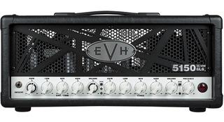 Evh 5150 Ill Cabezal Amplificador 50w Bulbos 6l6 3ch+ Ftswch