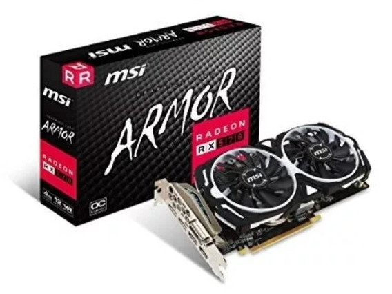 Tarjetas De Video Rx580 Msi