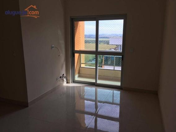 Apartamento Com 3 Dormitórios Para Alugar, 72 M² Por R$ 1.500/mês - Jardim Aquarius - São José Dos Campos/sp - Ap6680