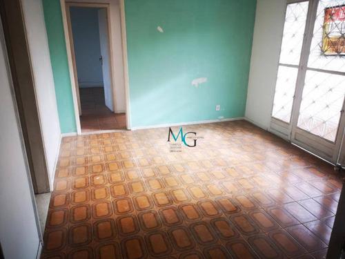 Imagem 1 de 13 de Apartamento Com 3 Dormitórios Para Alugar, 100 M² Por R$ 1.300/mês - Campo Grande - Rio De Janeiro/rj - Ap0231