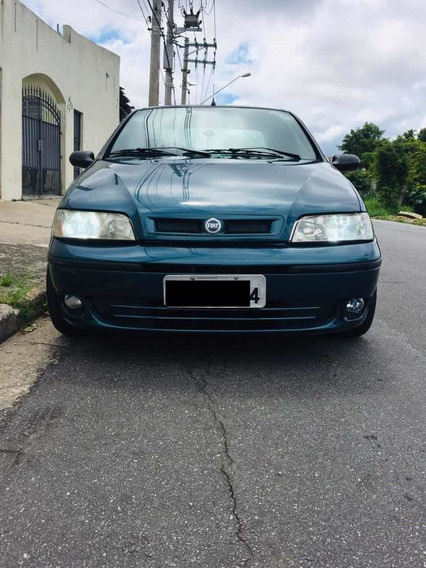 Fiat Siena 1.6 16v Elx 4p 2001