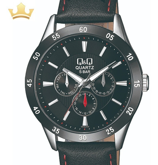 Relógio Q&q By Japan Masculino Ce02j512y C/ Garantia E Nf