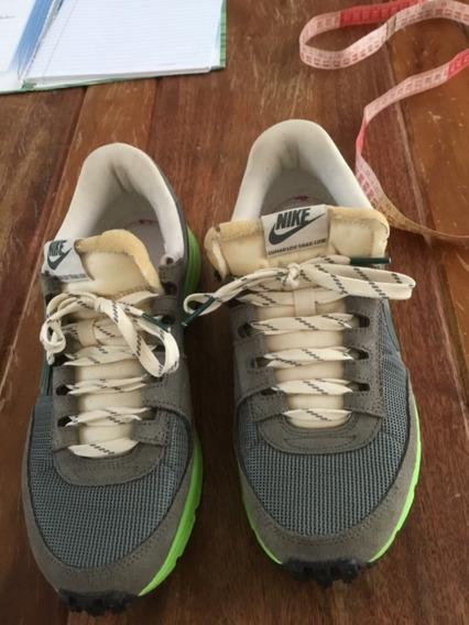Tenis Nike Lunar 37 Em Perfeito Estado Running Tenho Schutz