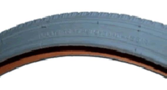 Pneu De 24 X 1.3/8+roda De 7 Inflavel + Garfo