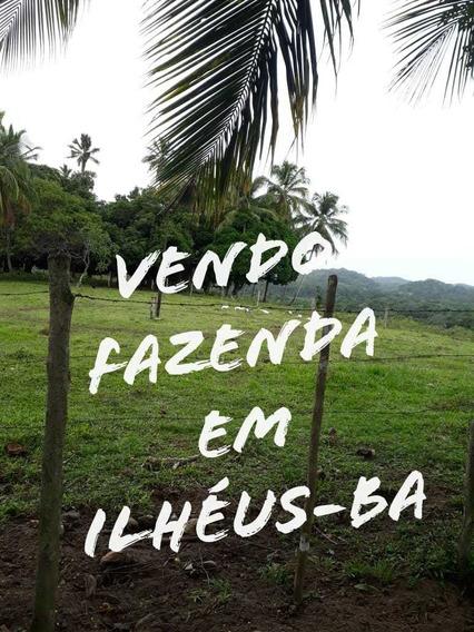 76 - Vendo Fazenda Para Voce De Salvador - Ba