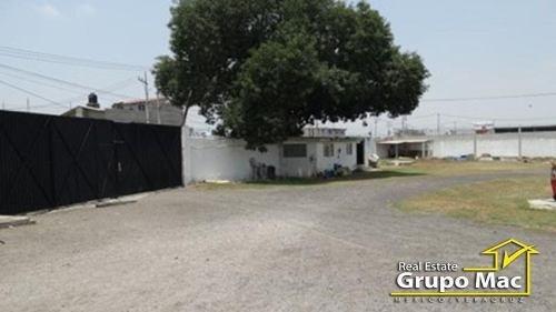 Terreno En Venta En Santiago Cuautlalpan, Texcoco