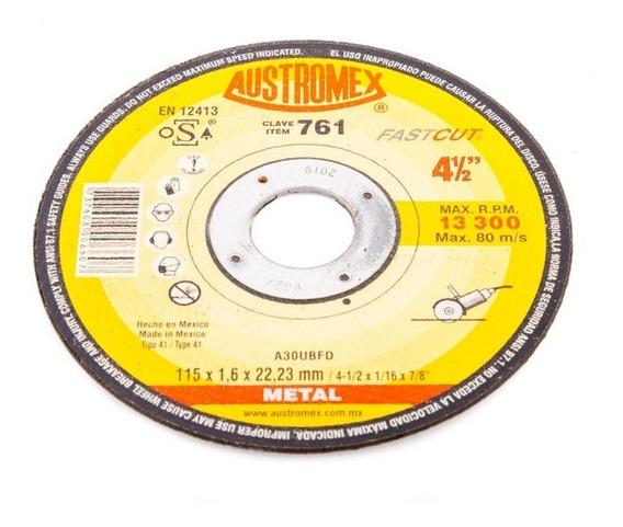 Disco Corte Piedra 761 Austromex