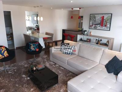 Casa Verde - Zn/sp - Apartamento 3 Dormitórios 2 Vagas R$800.000,00 - Ap7165