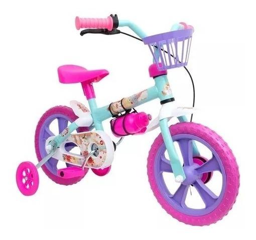 Bicicleta Infantil Aro 12 Uni Bike- Calesita