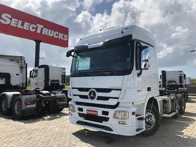Mercedes Benz Actros 2646 - Selectrucks