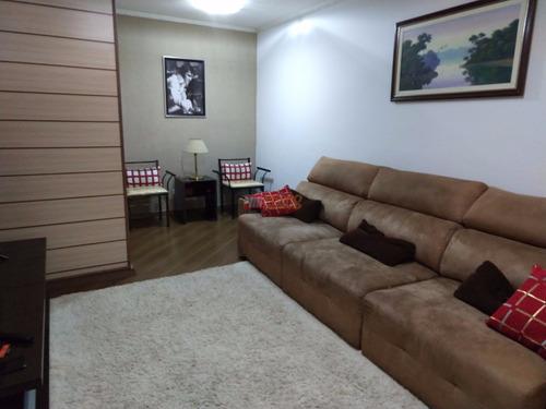 Casa Terrea No Bairro Rudge Ramos Em Sao Bernardo Do Campo Com 04 Dormitorios - V-29794