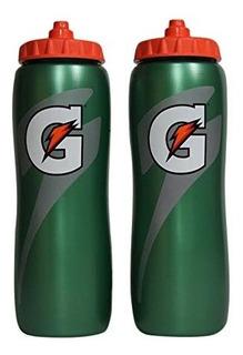 Gatorade 32 Oz Squeeze Botella De Deportes De Agua -pack De